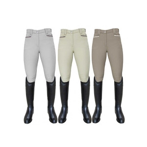 Mark Todd Ladies Contender Competition Breeches - Fungi