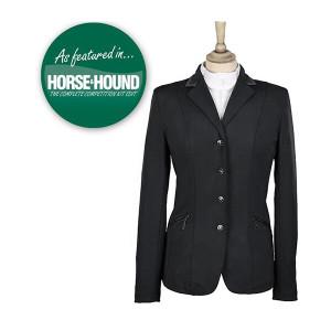 Caldene Competition Jacket Cadence Stretch - Girls Black