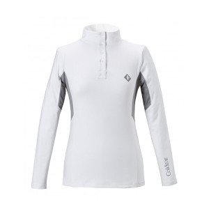 Caldene Thermal Competition Stock Shirt - Womens - White