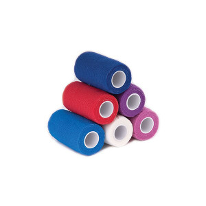 Harlequin Cohesive Flexible Wrap Bandages - Box Of 12