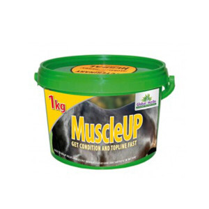 Global Herbs Muscle Up -1kg Tub