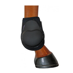 Mark Todd Pro Air Shock Fetlock Boots - Black