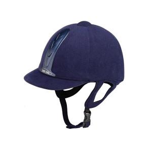 Harry Hall Riding Hat Legend - Junior - Navy
