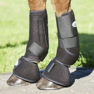 Breathopren Sports Boots Front - Black