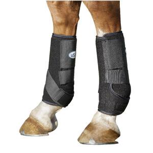 Breathopren Sports Boots Hind - Black