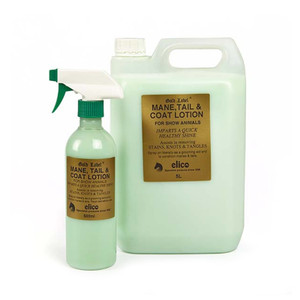 Gold Label Mane and Tail Lotion - 5L Refill