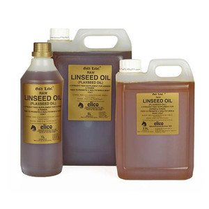 Gold Label Raw Linseed Oil - 1L