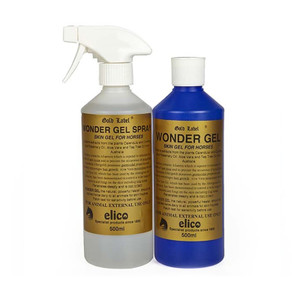 Gold Label Natural Healing Wonder Gel - 500ml Gel