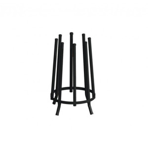 Portable Wellington Boot Welly Rack - Black