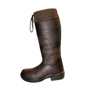 Mark Todd Country Boots Mark II - Wide - Brown