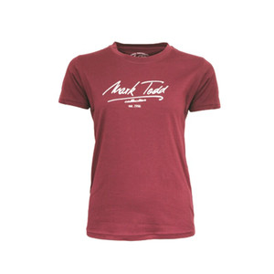 Mark Todd Claire T-Shirt - Burgundy