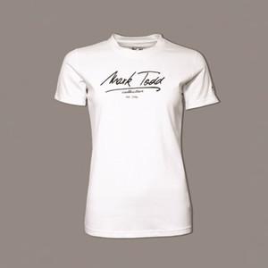 Mark Todd Claire T-Shirt - White