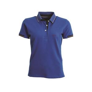 Mark Todd Betty Short Sleeve Polo Shirt - Royal Blue