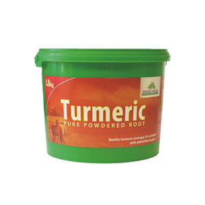 Global Herbs Turmeric Herbal Horse Supplement - 1.8 Kg