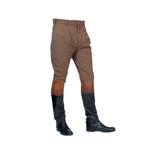 Mark Todd Mens Auckland Breeches - Coffee