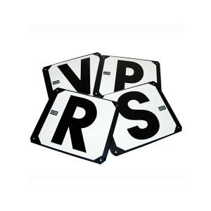 Stubbs Metal Wall Dressage Markers - RSVP