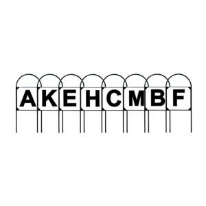 Stubbs Tread In Metal Dressage Markers - AKEHCMBF