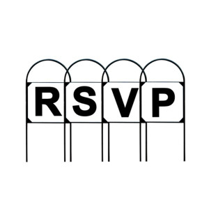 Stubbs Tread In Metal Dressage Markers - RSVP