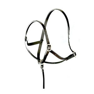 Elico English Leather Foal Slip Halter