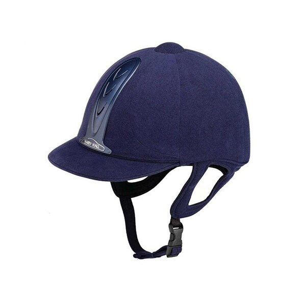 Harry Hall Riding Hat Legend - Adult - Navy