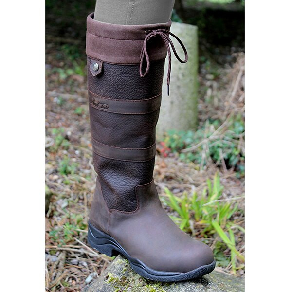 Mark Todd Country Boots Mark II - Standard - Brown