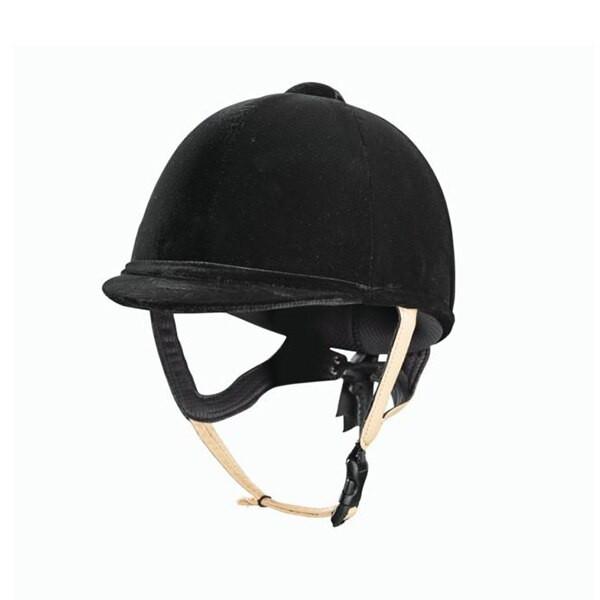 Caldene Riding Hat Tuta Junior - Black