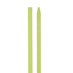 Chartreuse Fiberglass Shaft 32""