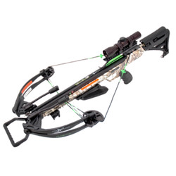 X-FORCE® PILEDRIVER™ 390 BADLANDS CAMO W CRANK XBOW KIT
