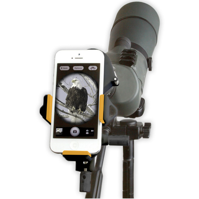 ZOOM SVS Smartphone Digiscoping Mount (XL for Larger Phones)