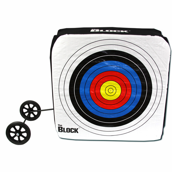 BLOCK Bullseye Archery Target