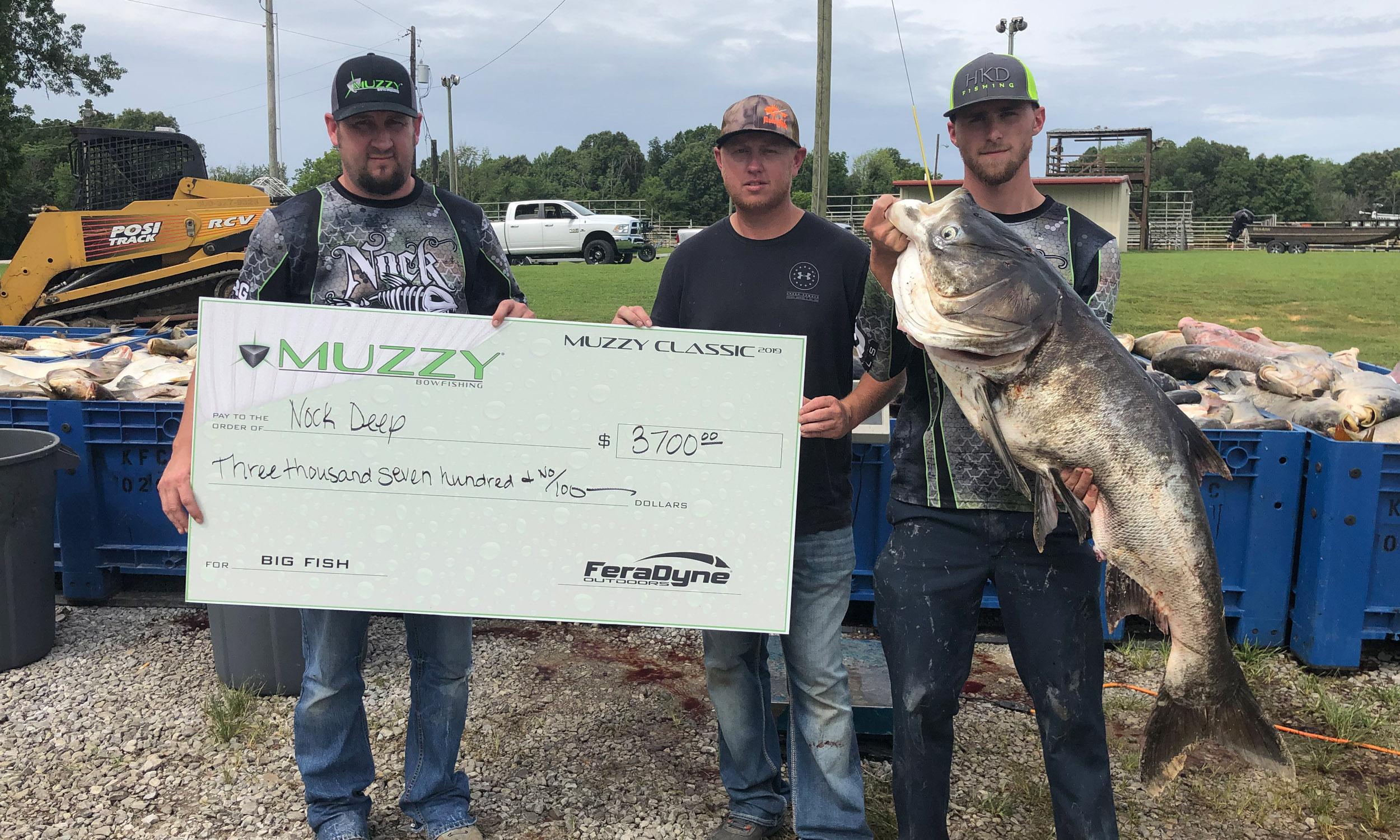 Big Fish Pot Winner
