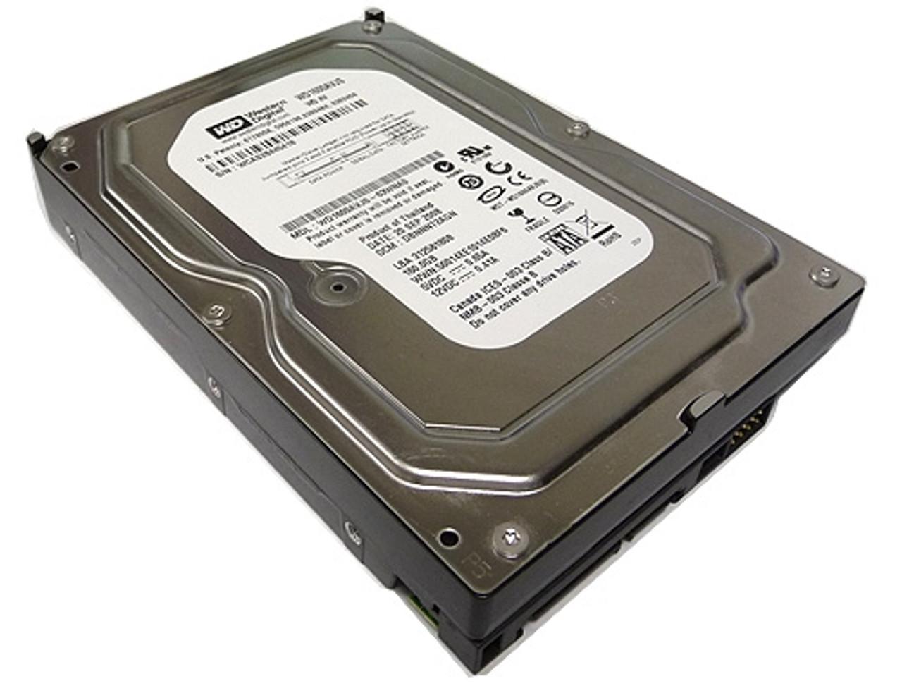 200GB Western Digital Internal Hard Drive