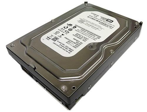 """160GB Western Digital 7200RPM 8MB SATA 3.5"""" Hard Drive (WD1600AVJS)"""