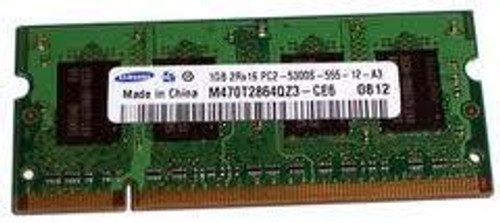 Samsung 1GB laptop Memory Module PC2-5300S-555 1GB