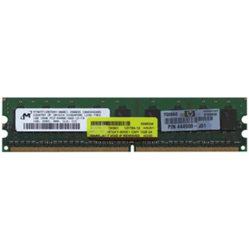 Micron 1GB RAM MT9HTF12872AY-800E1