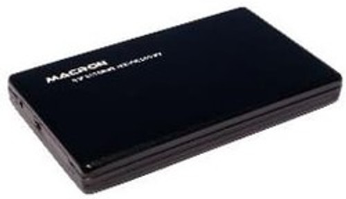 "Macron 2.5"" External SATA HDD USB 2.0 Enclosure (CE-2591)"