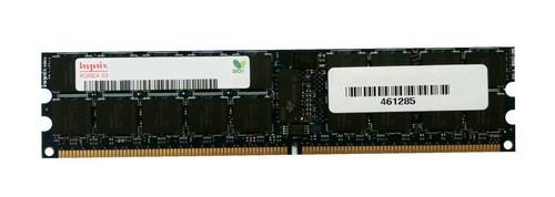 Hynix 2GB PC2-5300P DDR2-667MHz ECC Server Memory Module (HYMP125P72CP4-Y5 AB)