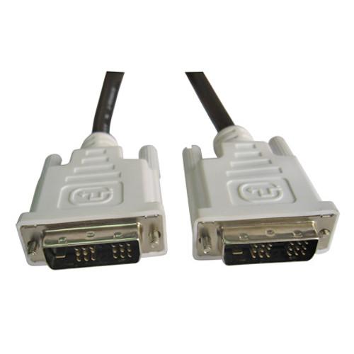 Dell DVI-M to DVI-M-18pin Single-Link 6ft Cable - NEW (E246588)