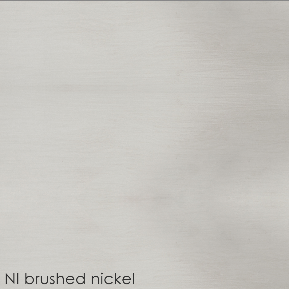 NI brushed nickel