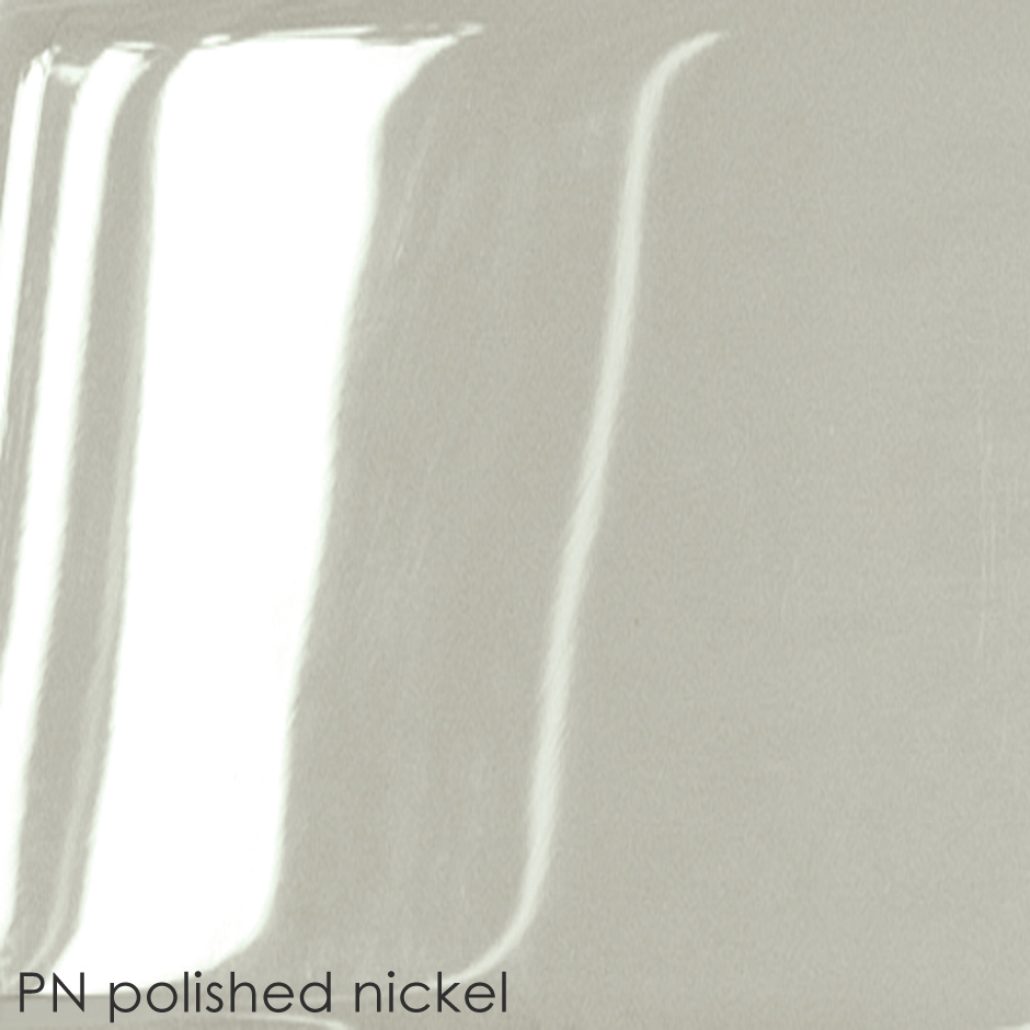 PN polished nickel