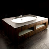 "TUB01 Open Space Bathtub 67""W"