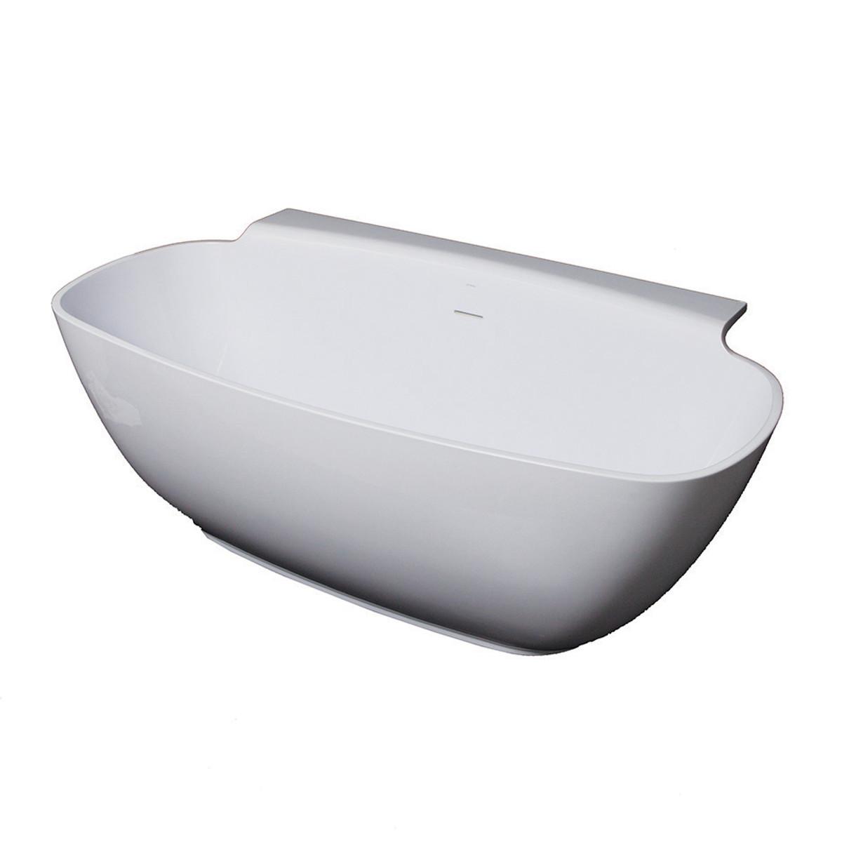 """TUB07 Sottile Bathtub 62""""W"""