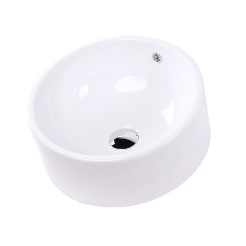 """5050-42C Twin Set Sink 17""""DIAM"""