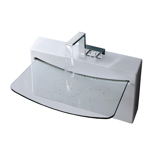 "4500G Block Sink 27-1/2""W"