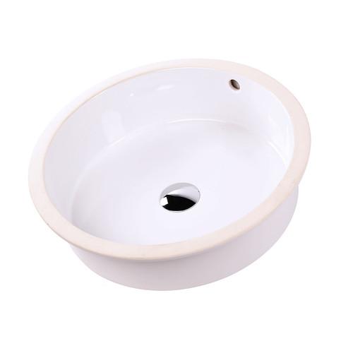 """5057 Twin Set Sink 19-3/4""""DIAM"""