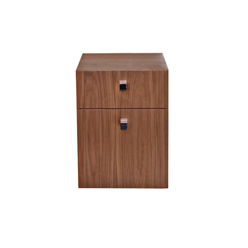 "8444 Plaza 2-Drawer Cabinet 13""W"