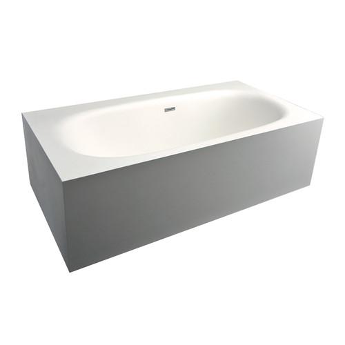 """TUB03 Aquagrande Bathtub 71""""W"""