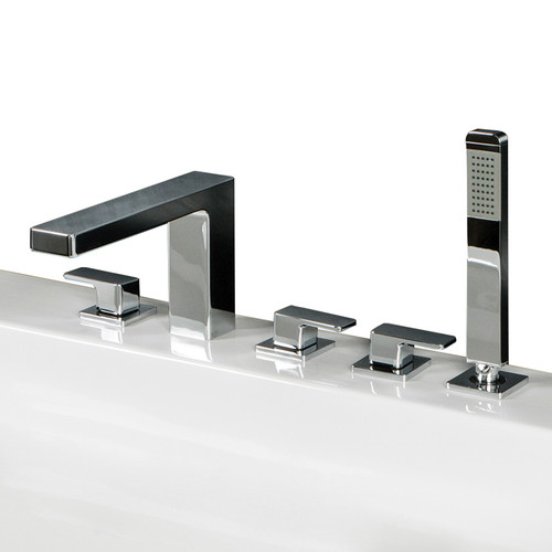 1832 Eleganza Five-Hole Tub Filler