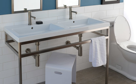 SINK CONSOLES