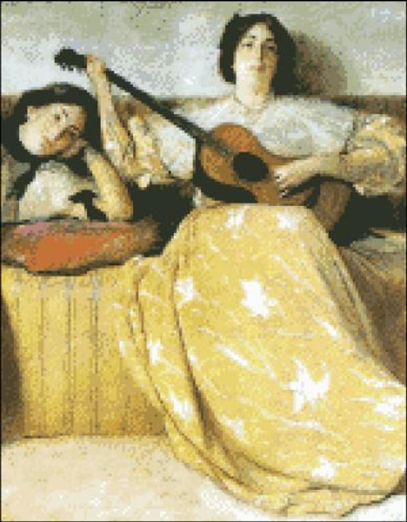 Music Room (Detail)